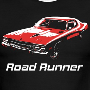 road runner T-Shirts - Men's Ringer T-Shirt