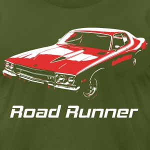 road runner T-Shirts - Men's T-Shirt by American Apparel