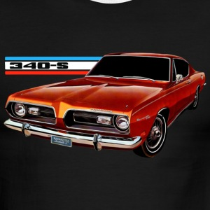 muscle car T-Shirts - Men's Ringer T-Shirt