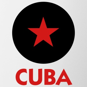 A star for Cuba Mugs & Drinkware - Coffee/Tea Mug