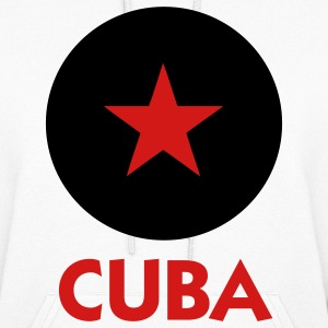 A star for Cuba Hoodies - Women's Hoodie