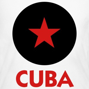 A star for Cuba Long Sleeve Shirts - Women's Long Sleeve Jersey T-Shirt