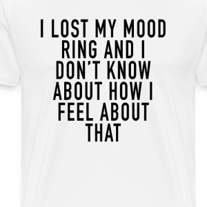 missing_mood_ring - Men's Premium T-Shirt