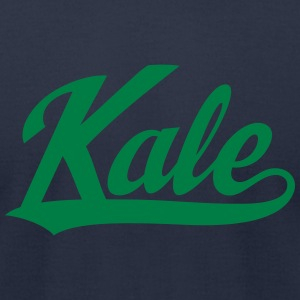 Kale T-Shirts - Men's T-Shirt by American Apparel