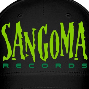 Sangoma Logo Text Caps - Baseball Cap