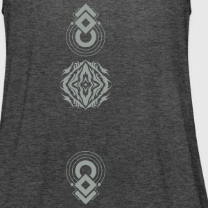 Sangoma Shamans Eye Tanks - Women's Flowy Tank Top by Bella