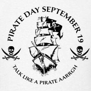 Pirate Day - Men's T-Shirt
