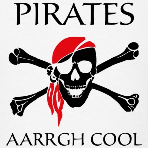 Pirates AARRGH Cool - Men's T-Shirt