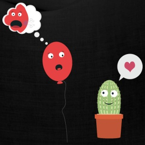 Cactus in love with balloon Caps - Bandana