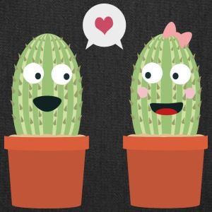 Cacti in love Bags & backpacks - Tote Bag