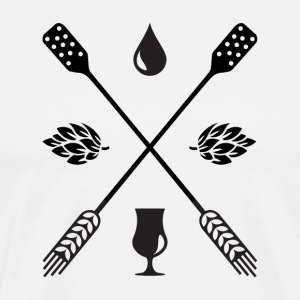 Craft Beer / Homebrew - Men's Premium T-Shirt