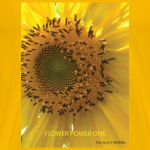 Flower Power One T-Shirts - Men's Premium T-Shirt