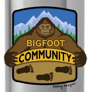 Bigfoot Community Water Bottle  - Water Bottle