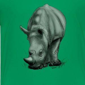 Rhino Baby & Toddler Shirts - Toddler Premium T-Shirt