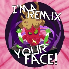 I'ma Remix Your Face! -TieDye (Solar)
