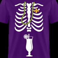 Design ~ Mardi Gras Skeleton Ribcage