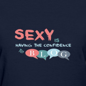 Having The Confidence Women's T-Shirts - Women's T-Shirt