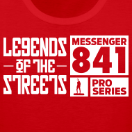 Design ~ Legends Of The Streets Graphic Tank Top