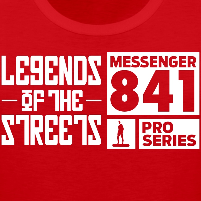 Legends Of The Streets Graphic Tank Top