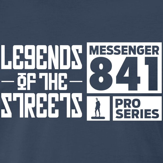 Legends of The Streets Graphic Tee
