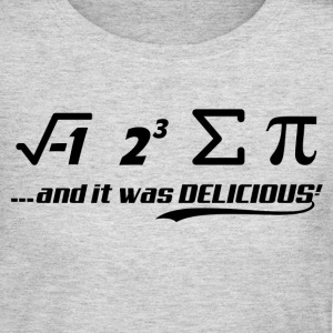 PI-IT WAS DELICIOUS Long Sleeve Shirts - Women's Long Sleeve Jersey T-Shirt
