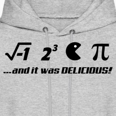 PI-IT WAS DELICIOUS Hoodies