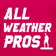 Design ~ All Weather Pro Woman's Graphic Tank Top