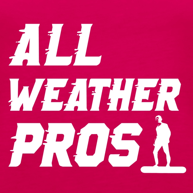 All Weather Pro Woman's Graphic Tank Top