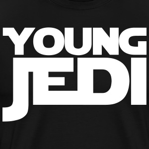 Young Jedi T-Shirt - Men's Premium T-Shirt