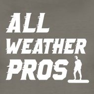 Design ~ All Weather Pro Graphic Woman's Tee