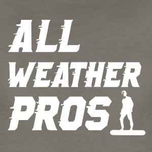 All Weather Pro Women Logo Tee - Women's Premium T-Shirt