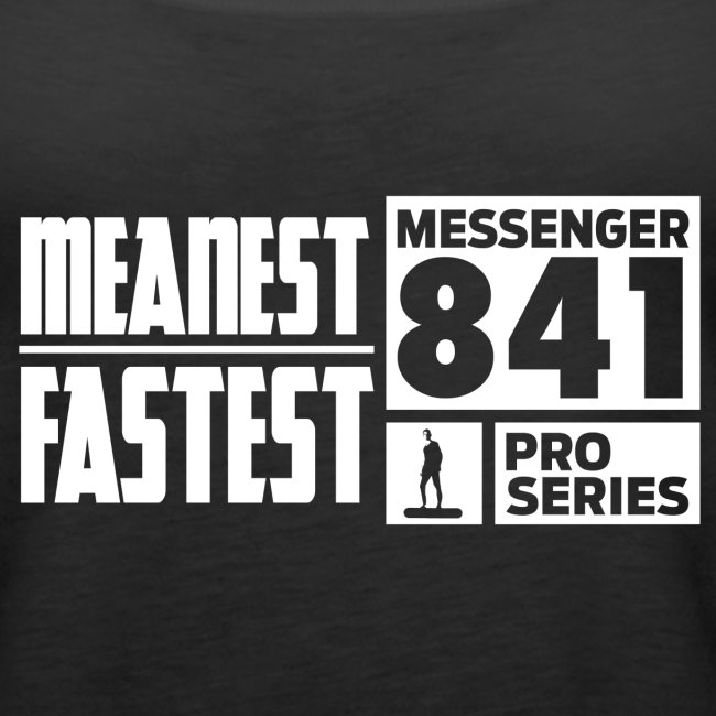 Messenger 841 Meanest and Fastest Tank Top