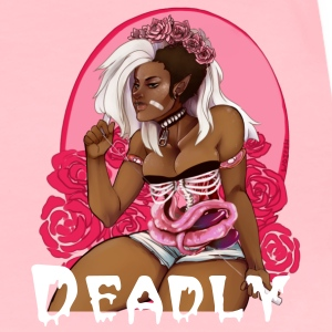Deadly Girl - Women's Premium T-Shirt