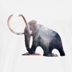 Hipster Mammoth
