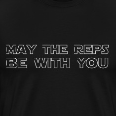 May the Reps be with you