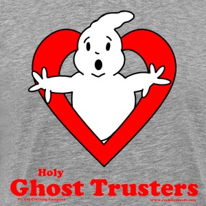 Holy Ghost Trusters - Men's Premium T-Shirt