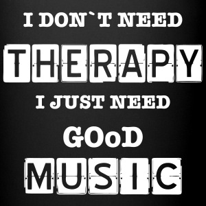 Music for Therapy Mugs & Drinkware - Full Color Mug