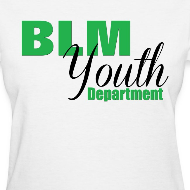 BLM Youth Department - Women