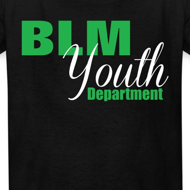 BLM Youth Department - Kids