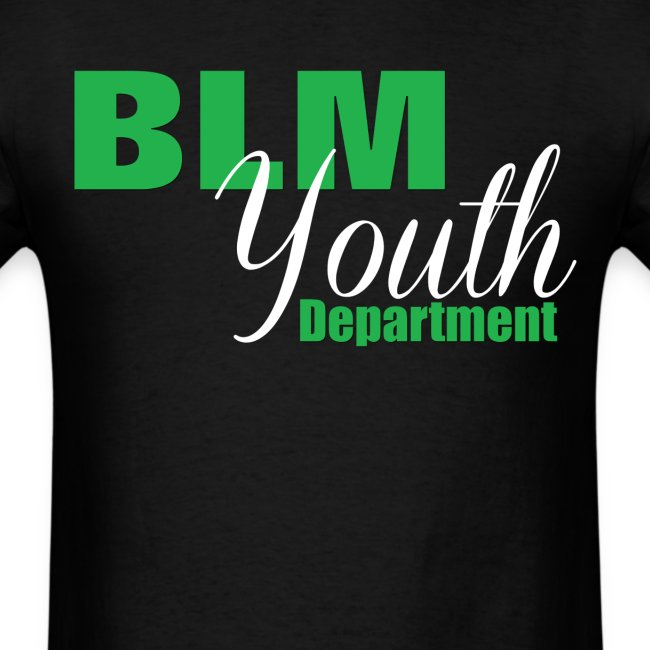 BLM Youth Department - Men