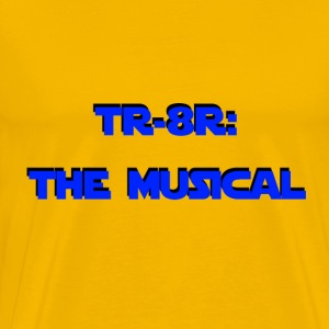 TR-8R: The Musical Shirt - Men's Premium T-Shirt