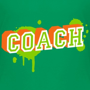 Coach Graffiti Baby & Toddler Shirts - Toddler Premium T-Shirt