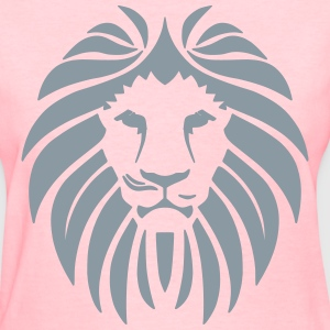 Lion head metallic - Women's T-Shirt