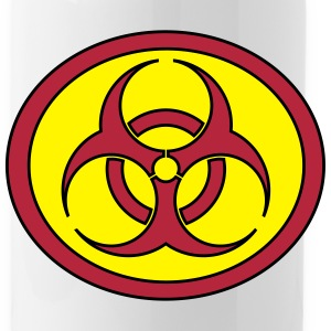 Super, Hero, Heroine, Superhero, Biohazard Mugs & Drinkware - Water Bottle