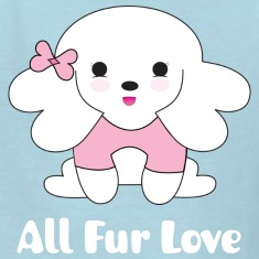All Fur Love Kid's T-shirt by Hana Ohana ®