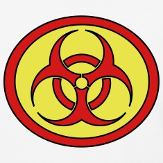 Super, Hero, Heroine, Superhero, Biohazard T-Shirts