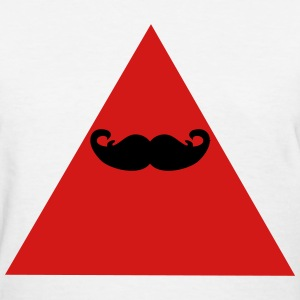 Hipster Triangle T-shirts - T-shirt pour femmes