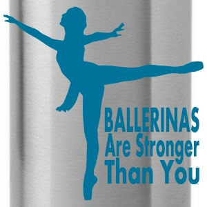 Ballerina Water Bottle - Water Bottle