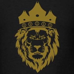 TS Lion Metallic Gold - Men's T-Shirt
