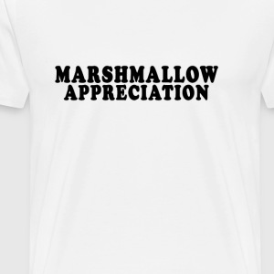 marshmallow_appreciation_tshirts - Men's Premium T-Shirt